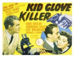 Kid Glove Killer 1942 DVD - Van Heflin / Marsha Hunt